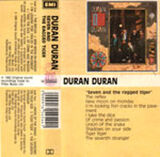 104 seven and the ragged tiger album duran duran wikipedia EMI · ITALY · 54 1654544 discography discogs music com wiki