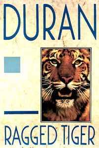 Poster duran duran seven and the ragged tiger
