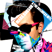 Record collection mark ronson
