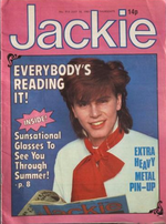Jackie magazine duran duran music.com on twitter amazon