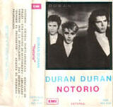 110 notorious album duran duran wikipedia EMI · URUGUAY · SCE 501.610 discography discogs song lyric wikia
