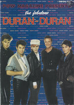 Pop pow magazine duran duran wikipedia