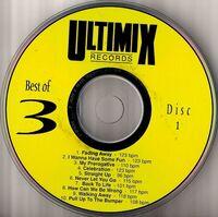 The Best of Ultimix 3 | Duran Duran Wiki | FANDOM powered by
