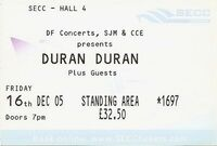 16 dec 05 ticket