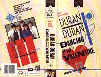 K 11 dancing on the valentine VHS · MUSIC CLUB-PMI-EMI · UK · MC2044 wikipedia duran duran