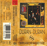 158 seven and the ragged tiger album duran duran CAPITOL · USA · 4XT-12310 discography discogs lyric wiki
