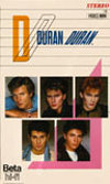 F BETA · EMI MUSIC VIDEO · JAPAN · TT49-7001FI duran duran wikipedia