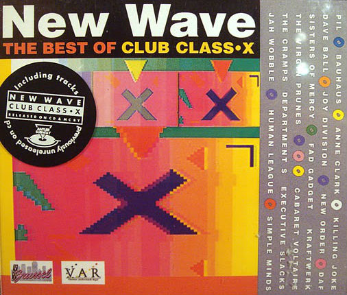The Best of New Wave Club Class-X | Duran Duran Wiki
