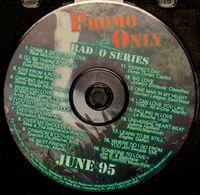 Promo only radio series june 95 duran duran 3