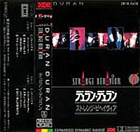 STRANGE BEHAVIOUR cassette zr18-1438 duran duran japan wikipedia