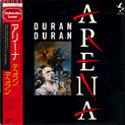 Arena LASER DISC · TOSHIBA EMI-PMI · JAPAN · L088-1037 wikipedia duran duran
