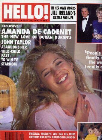 Amanda de Cadenet | Duran Duran Wiki | Fandom