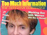 Too Much Information: The Definitive Duranzine