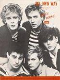 Z8 CARLIN MUSIC CORP-MUSIC SALES · UK · CA 23288 sheet music book my own way duran duran wikipedia