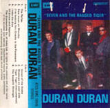 99 seven and the ragged tiger album duran duran wikipedia EMI · INDIA · 4TCS EMC 16545 discography discogs music com