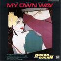 5 my own way japan EMS-17235 duran duran single