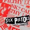 SEX PISTOLS Filthy Luvre Live cover 1