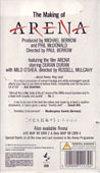 The making of arena 1 VHS · PMI-EMI · UK · MVP 99 1117 2 duran duran wikipedia video v2