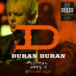 1st Bank Centre, Broomfield, CO, USA, October 4th, 2011. romanduran artwork duran duran vinyl discography discogs wikipedia 1
