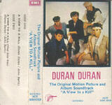 7 a view to a kill song single cassette EMI · URUGUAY · SCE 500.059 duran duran discography discogs wiki