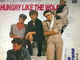Hungry Like the Wolf - Japan: EMS 17266