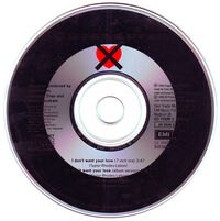 2046 I DON'T WANT YOUR LOVE CD YOUR 1, EMI – 20 2926 2 SINGLE UK duran duran discography discogs wikipedia durandy 2