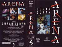 Arena BETA · PMI-EMI · AUSTRALIA · BM 60036 wikipedia video duran duran
