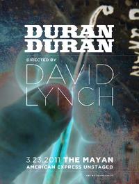 Duran duran unstaged 2011
