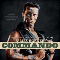 Commando soundtrack remastered 2011 duran duran power station james horner discogs
