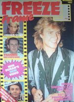 Freeze frame song wikipedia magazine poster usa duran duran simon le bon