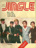 1983 Philippines JINGLE MUSIC MAGazine duran duran