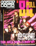 Countdown DOC NEESON INXS FRANKIE GOES TO HOLLYWOOD, DURAN DURAN - COUNTDOWN MAGAZINE 1984 wikipedia australia