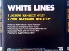 107 WHITE LINES COVER SONG SINGLE EMI – PCD-0593 JAPAN CD PROMO DURAN DURAN DISCOGRAPHY DISCOGS WIKI 1