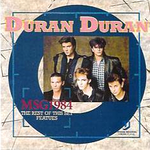 The rest of this set features duran duran