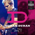 Recorded live at River Center, Baton Rouge, LA, USA, October 7th, 2011.duran duran show 1
