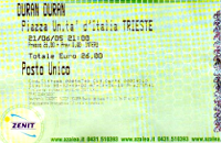 Ticket 21 june 05 200
