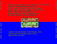 1 Recorded live at Zenith, Paris, France, June 1st, 2005. duran duran wikipedia 1