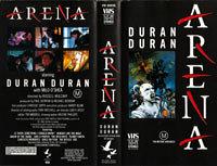 VHS · PMI-EMI · AUSTRALIA · VM 60036 arena video duran duran wikipedia