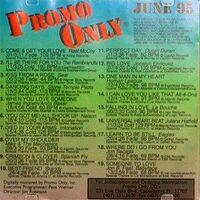 Promo only radio series june 95 duran duran 2