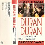 3 the reflex song single cassette Capitol Records – 4V-8587 duran duran band discography discogs wiki com