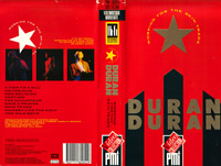 Working for the skin trade VHS · VIDEO COLLECTION-PMI-EMI · FRANCE · PMF 180054 duran duran wikipedia video