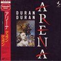 Arena 2 LASER DISC · TOSHIBA EMI-PMI · JAPAN · L088-1037 wikipedia duran duran