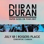 Paper Gods On Tour - Edmonton duran duran wikipedia music com