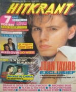 HITKRANT`85-DURAN DURAN-BRONSKI BEAT-PRINCE-TEARS FOR FEARS-WHAM WIKIPEDIA DUTCH MAGAZINE MUSIC