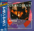 Arena cd TOSHIBA-EMI · JAPAN · TOCP-6753 duran duran album wikipedia