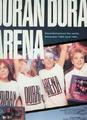 BILLBOARD magazine record industry advert for duran duran arena album