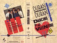 K DANCING ON THE VALENTINE - BETA · EMI · AUSTRALIA · PVM 15001 DURAN DURAN WIKIPEDIA