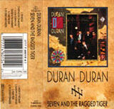 146 seven and the ragged tiger album duran duran wikipedia PARLOPHONE · UK · TCPRG 1005 - 0777 7 46015 4 2 discography discogs music com wiki
