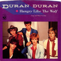 1 hungry like the wolf us B-5195 duran duran discogs