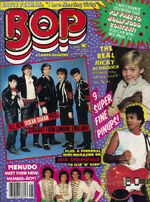 Duran Duran Bop Magazine From January 1984 wikipedia
